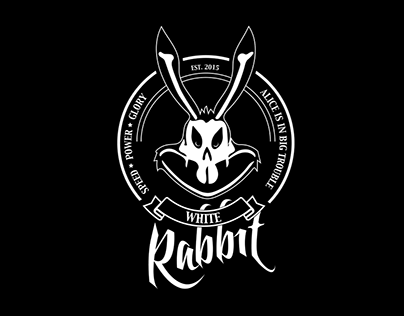 White Rabbit - Visual Identity