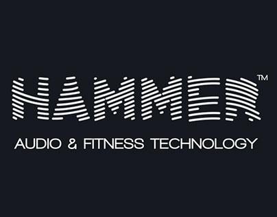 Hammer Audio Logo Design