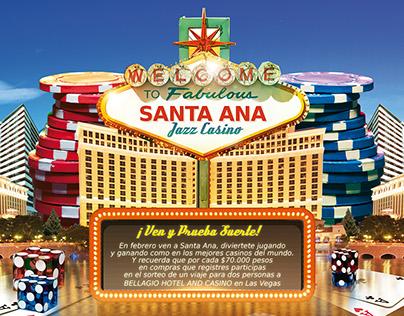 Santa Ana, proposal