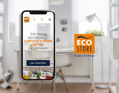 Eco Store new website