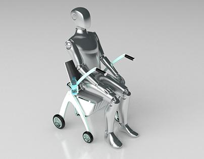 Innovative Rollator