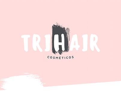 TriHair - Graphic Design