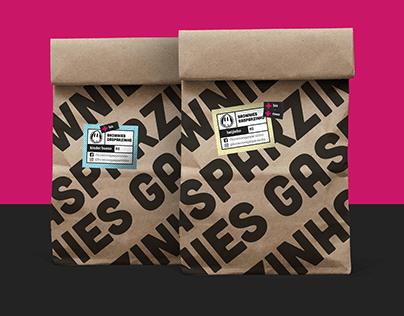 Brownies Gasparzinho Visual Identity - Logo & Packaging