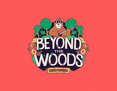 Beyond the woods / Branding