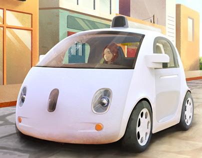 Google - Self Driving Car