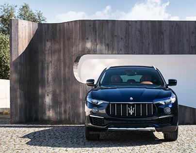 Maserati Levante Gran Lusso MY19