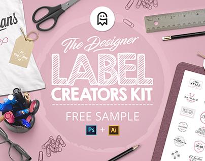 The Designer Label Creators Kit – Free Sample