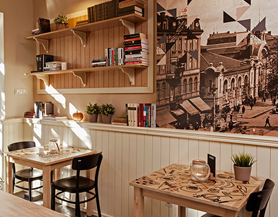 Coffee - bistro Salon