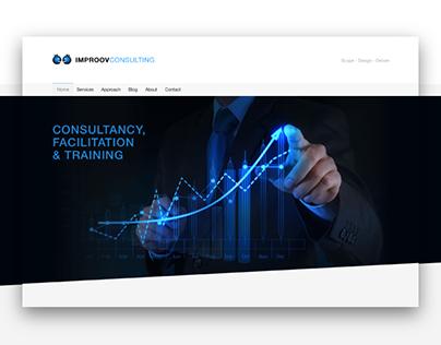 Improov Consulting - responsive web design & print