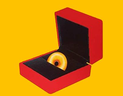 Donuts: Eterniza o teu amor