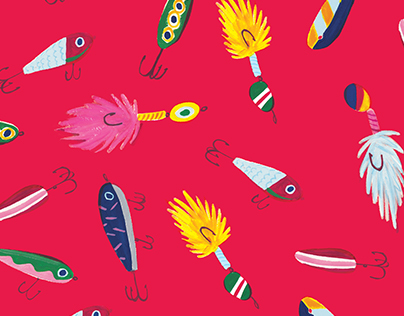 Textile Patterns for Jarswim