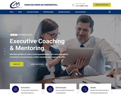 Site - Coach Antônio Milani