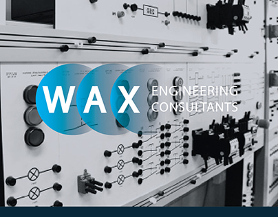 Wax Engineering Consultants - Corporate Identity