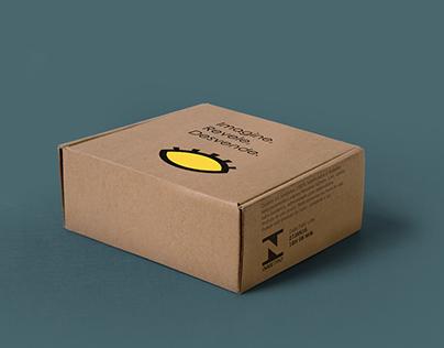 Proposta de Embalagem de Camisinha
