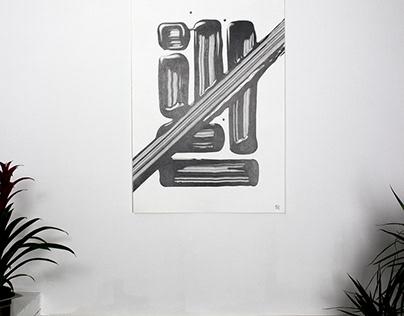 OASE© SHINY BLACK – DIAGONALE