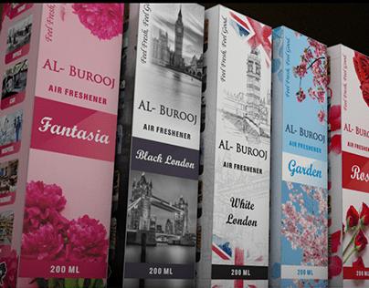 Al - Burooj Perfumes