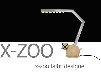 X-ZOO laiht designe.