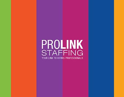 ProLink Staffing Branding