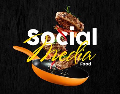 Food Social Media Post Vol.2
