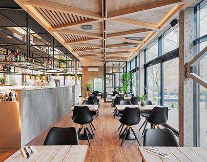 DON PEPE BÉKÁSMEGYER - interior design / 2019