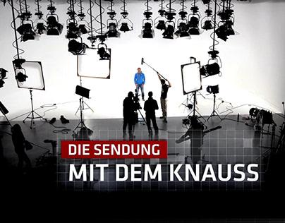 Die Sendung mit dem Knauss | On Air Graphics Package