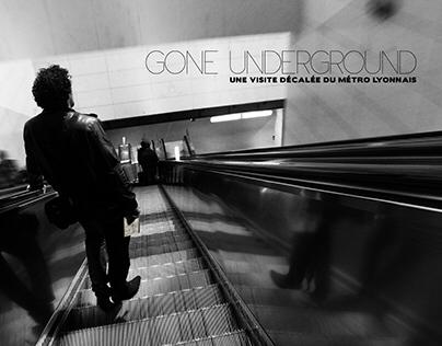 Gone Underground - Une visite décalée du métro Lyonnais