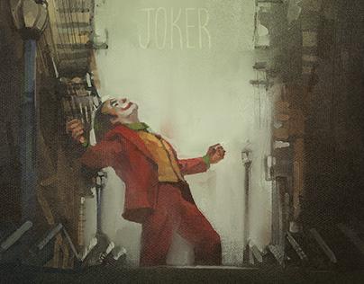Movie Portrait / JOKER