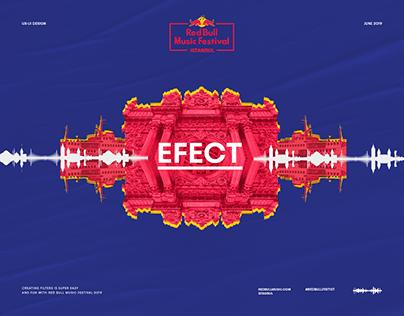 Red Bull | Music Festival Istanbul 2019