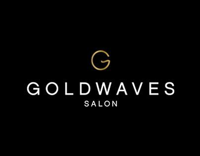 Goldwaves Salon Rebrand