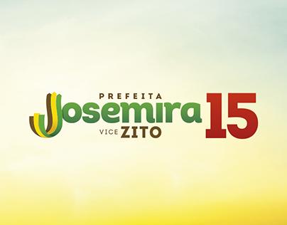 Campanha Política 2020 - Josemira Prefeita
