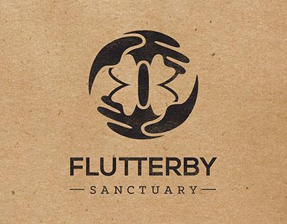 Flutterby Sanctuary Branding