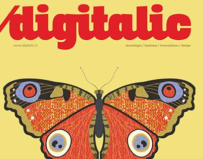 Cover Digitalic Magazine /02/2019 _n.81