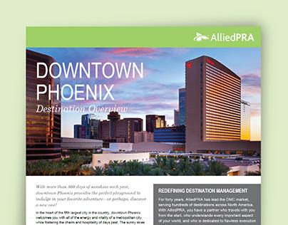 AlliedPRA Promotional Flyer