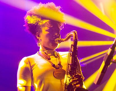 Nubya Garcia - 28. Akbank Caz Festivali
