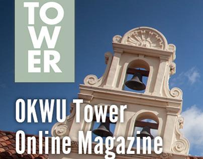 OKWU Tower: Online Magazine