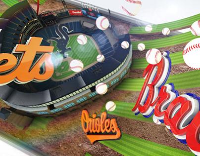 TBS Broadcast Baseball - Pitch