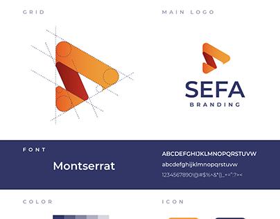 Logo SEFA Branding