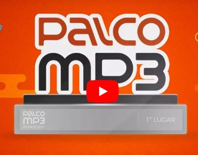 Vídeo Vencedores do Prêmio Palco MP3 2017
