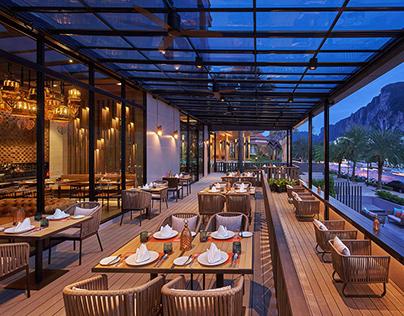 Dusit D2 Ao Nang Krabi, Thailand