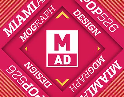 Miami Ad School - MoGraph Design 2015 Spring Qtr Reels