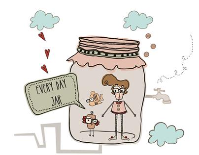 Everyday Jar | food infographic