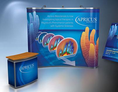Apricus Trade Booth design