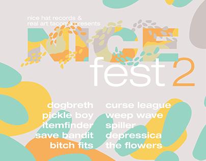 Nice Fest Flyer & Banner