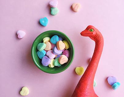 Colorventures: Valentine's Day