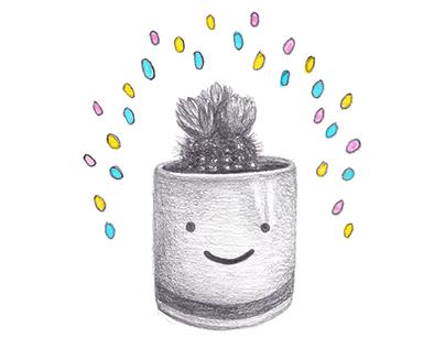 The Happy Plant
