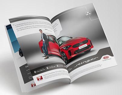 KIA GB | Fleet & After sales