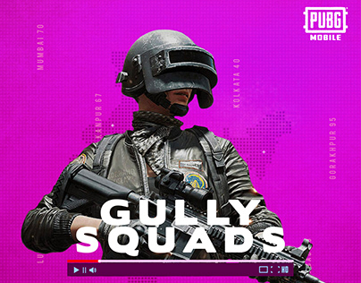 Gully Squads | PUBG Mobile: Branded Content