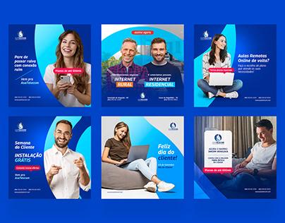 Social Media - Asa Telecom