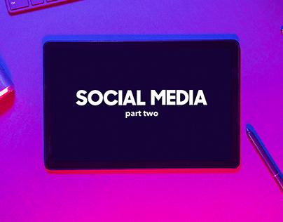Social Media Artworks 2