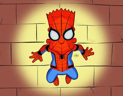 Spider-Bart